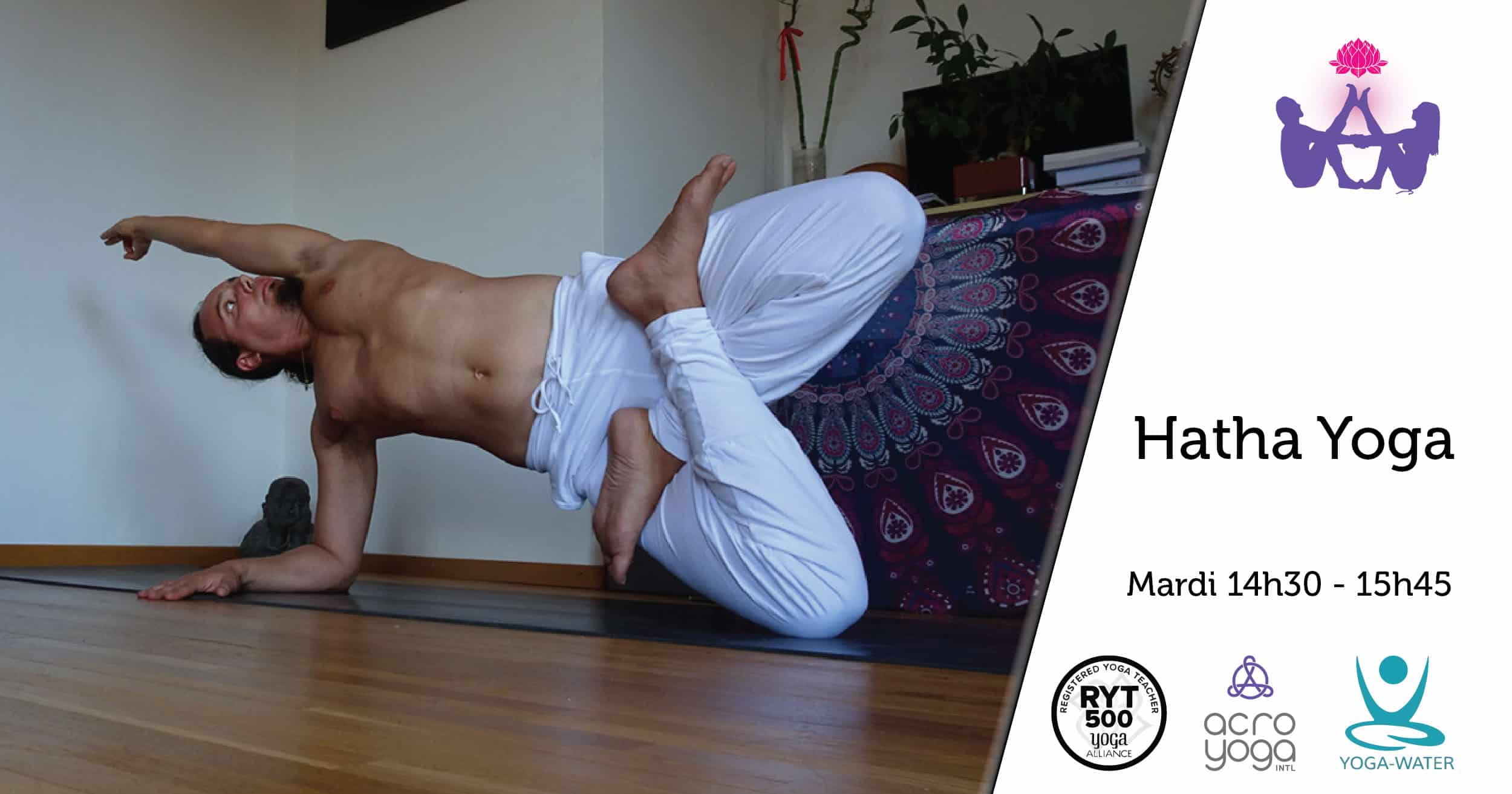 Hatha Yoga cours du mardi