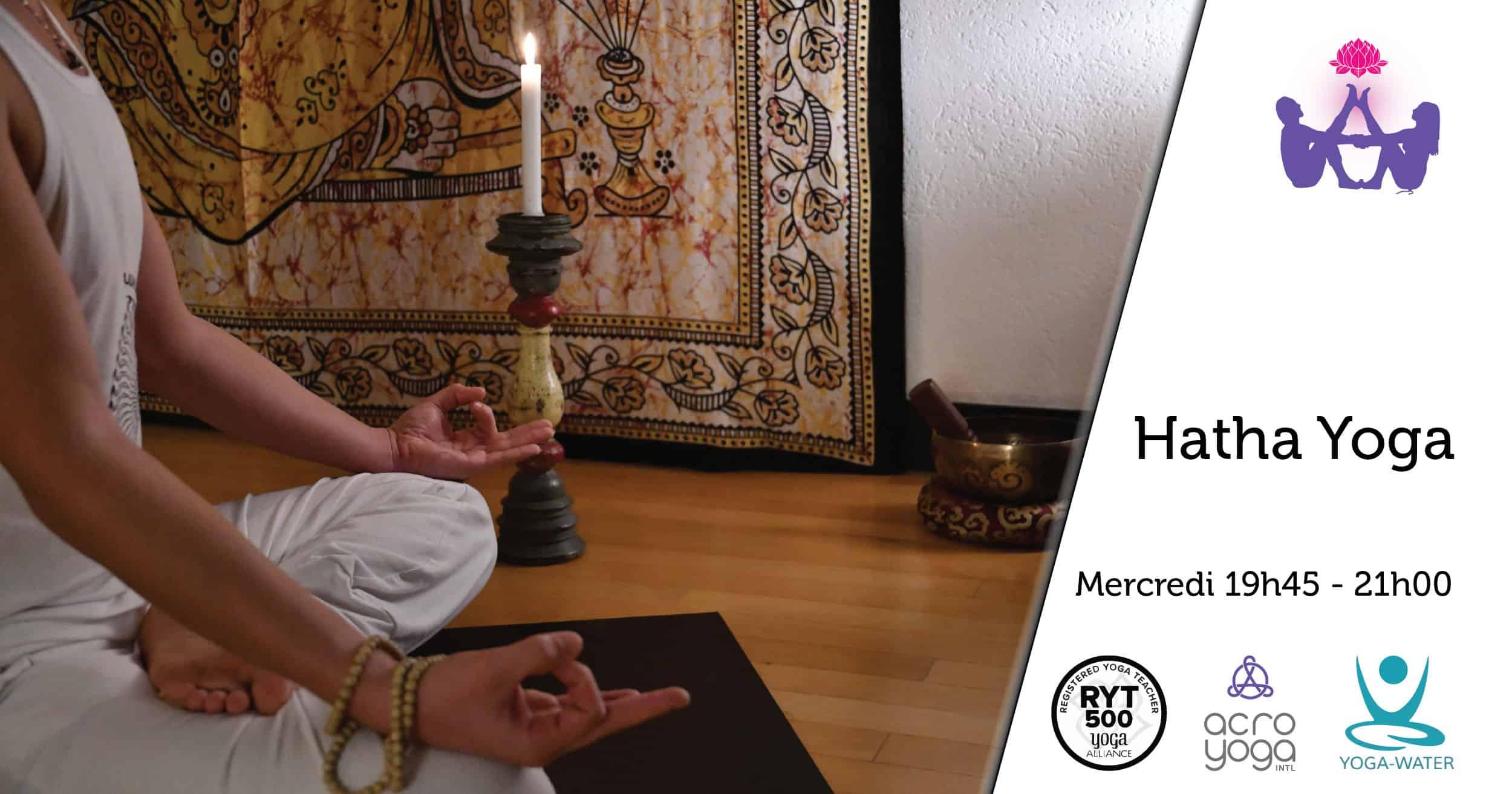 Hatha Yoga cours du mercredi