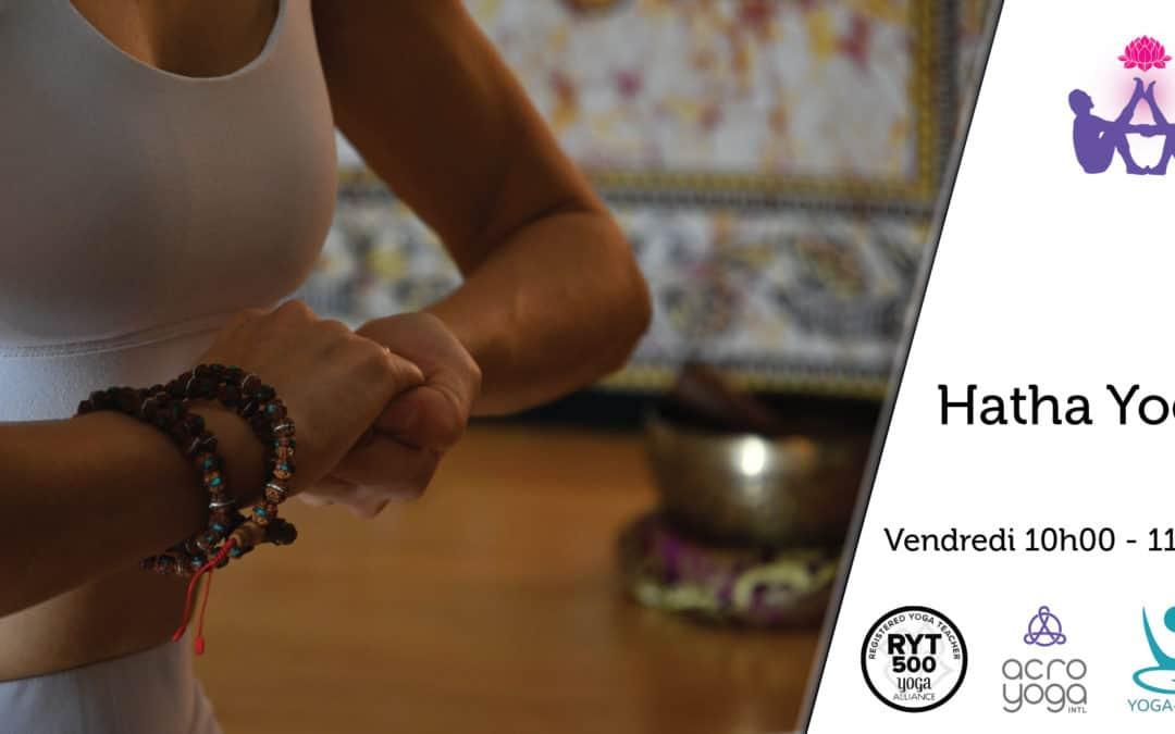 Hatha Yoga ven.