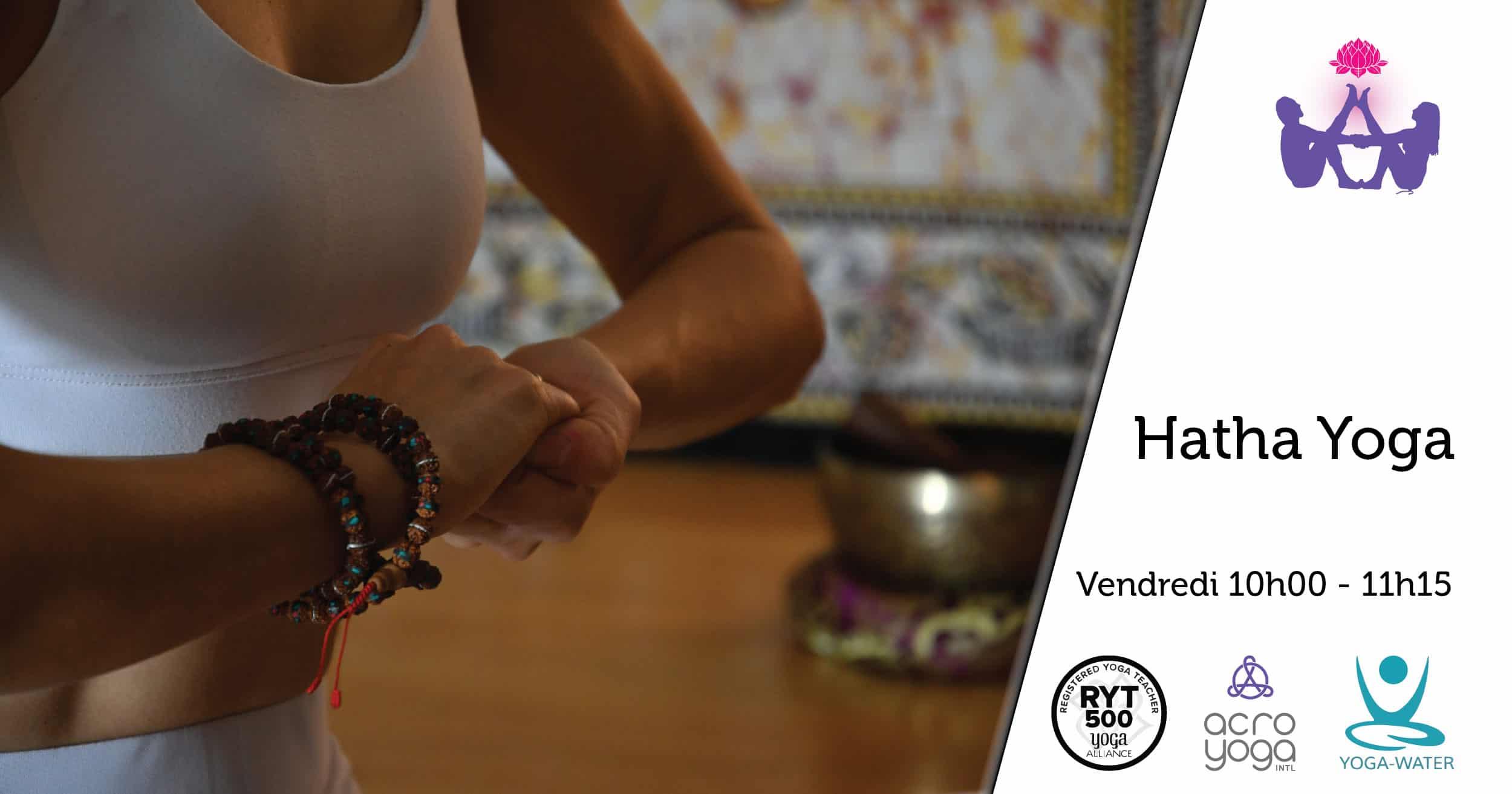 Hatha Yoga cours du vendredi