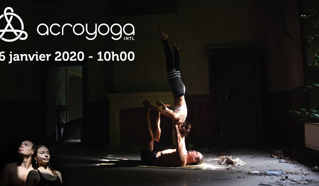 AcroYoga workshop du 26.01.2020