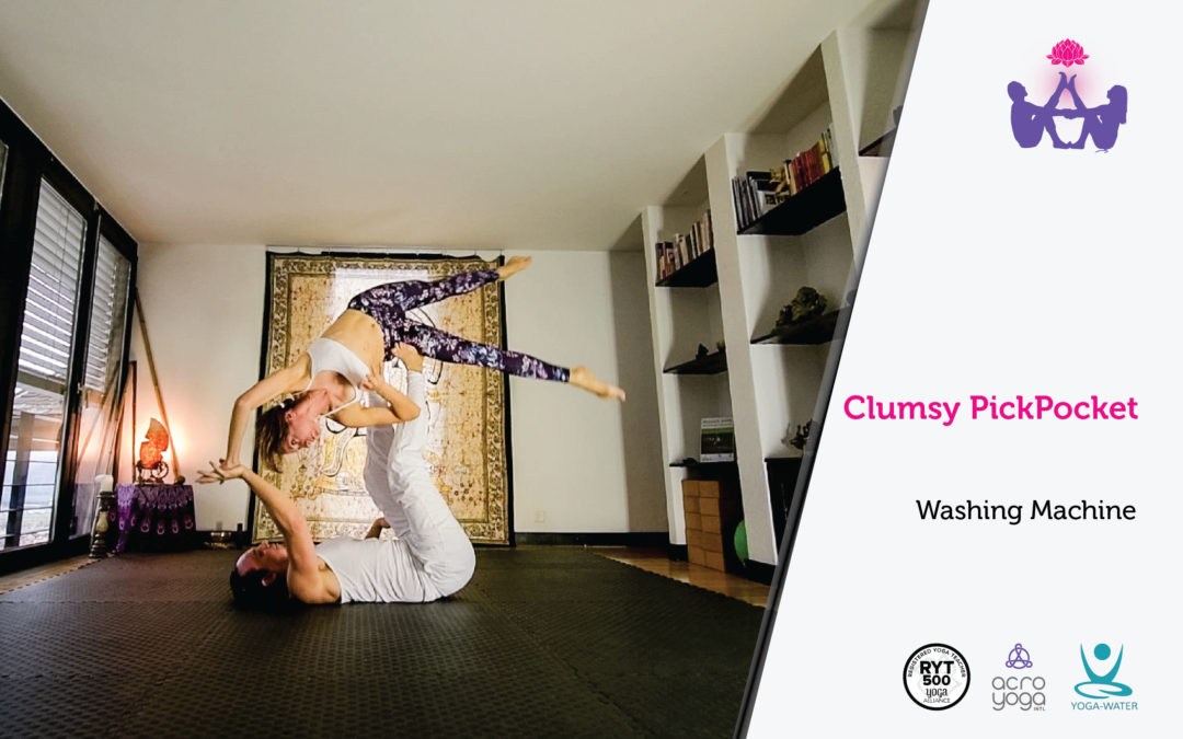 AcroYoga – Clumsy PickPocket