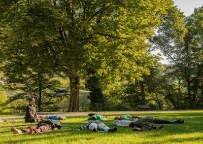 Hatha Yoga journée zen