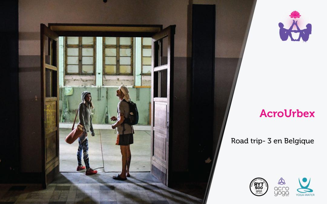 AcroYoga en urbex – Road trip 3