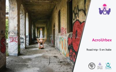 AcroYoga en urbex – Road trip 5